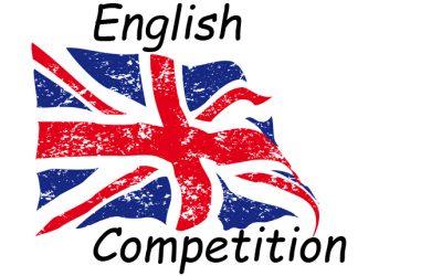 Šolsko tekmovanje iz znanja angleškega jezika za osmošolce
